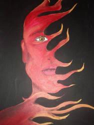 Burning by AnikaStewart
