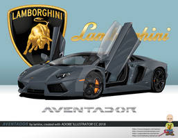 Aventador-gray-posting