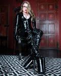 Ashley Merwin - Latex Style