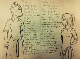 The Sisters: A Skyrim Legacy by Javott