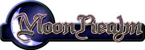 Moonrealm game logo