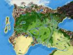 Elfball worldmap