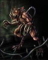 Ravager stalker by melvindevoor