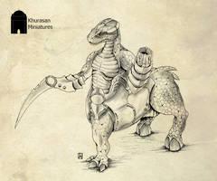 Species 84 by melvindevoor