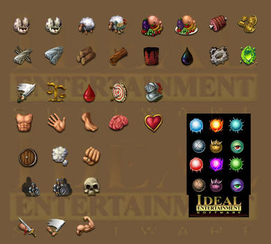 LoW Icons 3