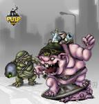 Grimm Invasion 1