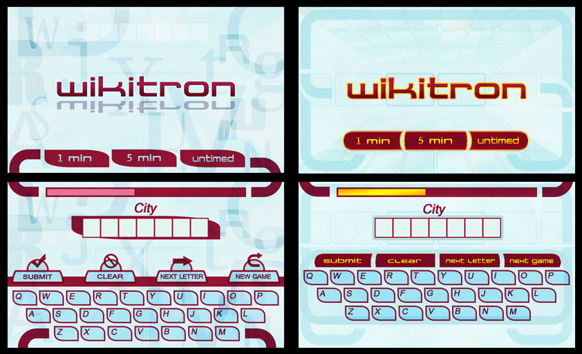 Wikitron mockup by melvindevoor
