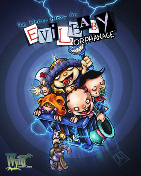 Evil Baby Orphanage cover