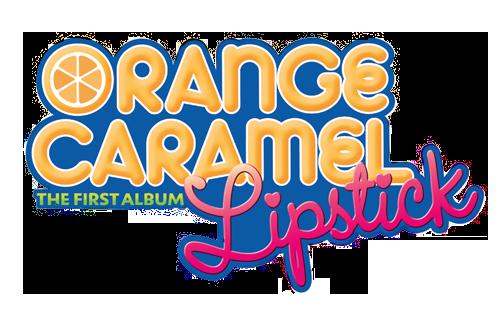 Orange Caramel [Logo PNG]