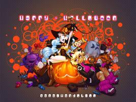081007 halloween by bara-chan