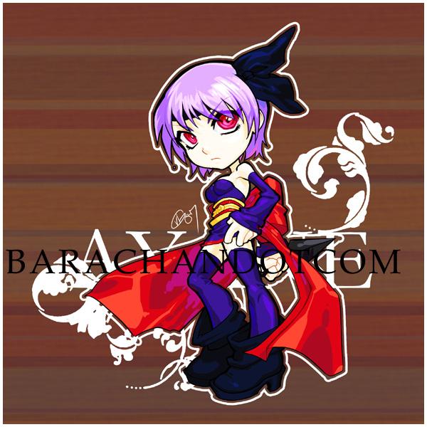 070323 ayane by bara-chan