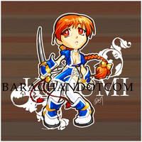 070323 kasumi by bara-chan