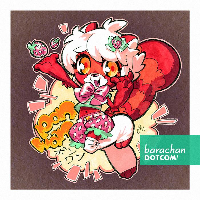 110223 ponwan by bara-chan