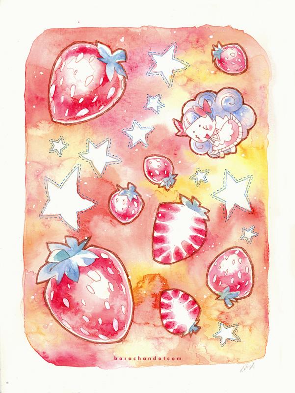 110424 fraise dream by bara-chan