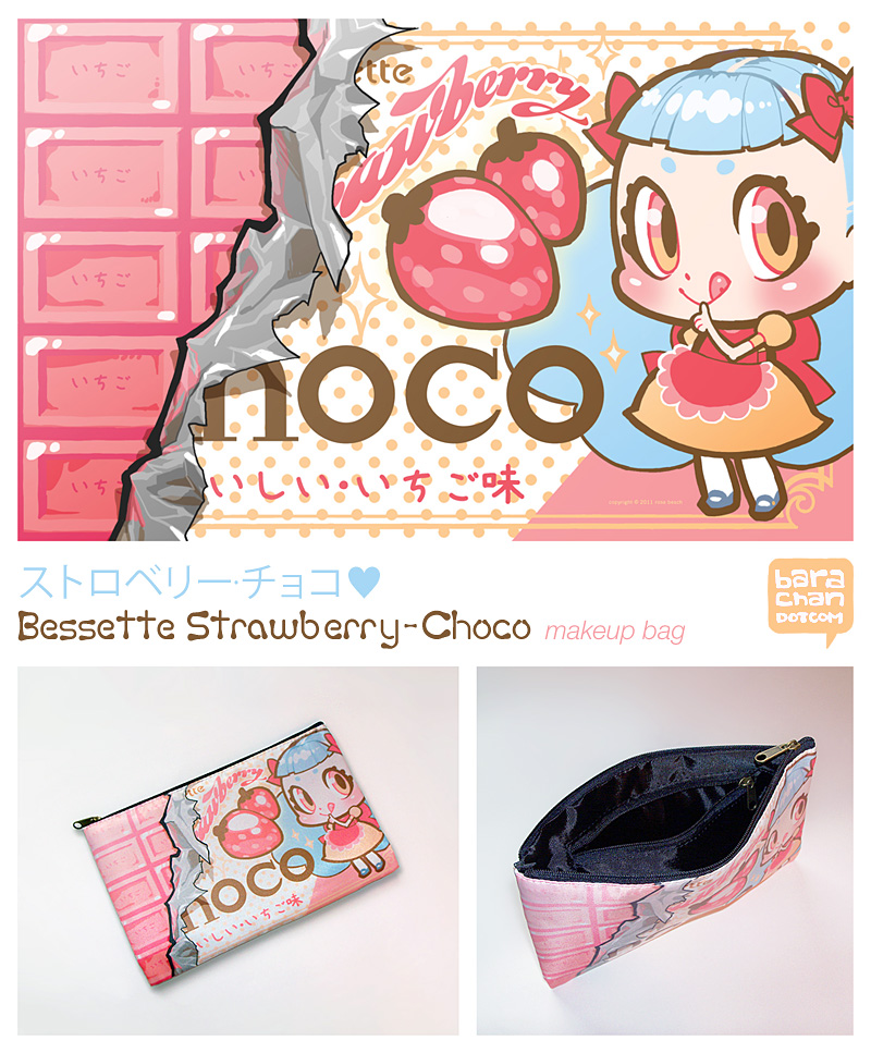 110314 strawberry-choco by bara-chan