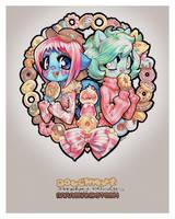111114 doughnut by bara-chan