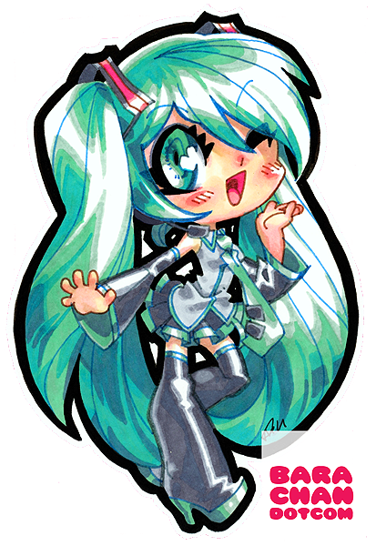 111213 miku by bara-chan