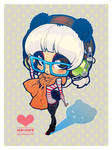 111219 panda by bara-chan