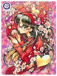 130118 amagi by bara-chan