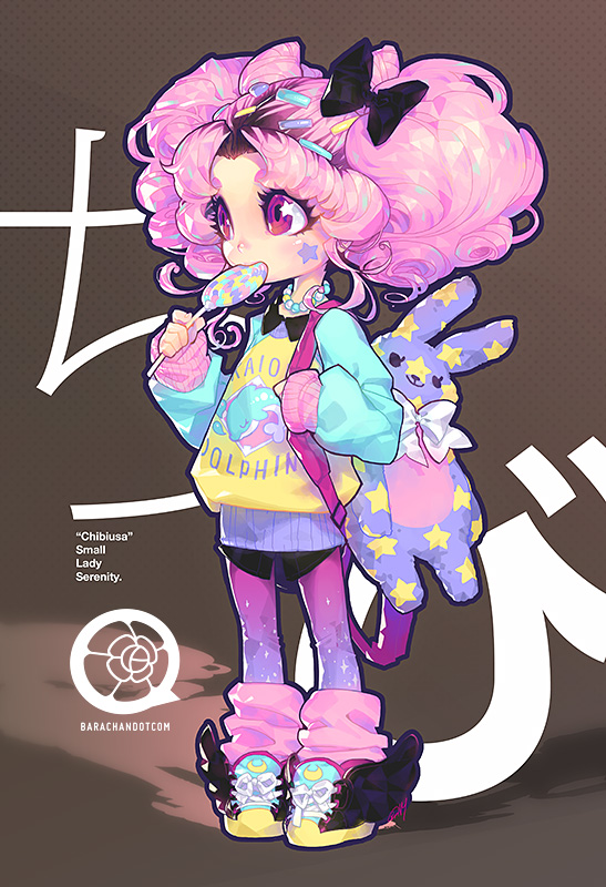140721 chibi by bara-chan