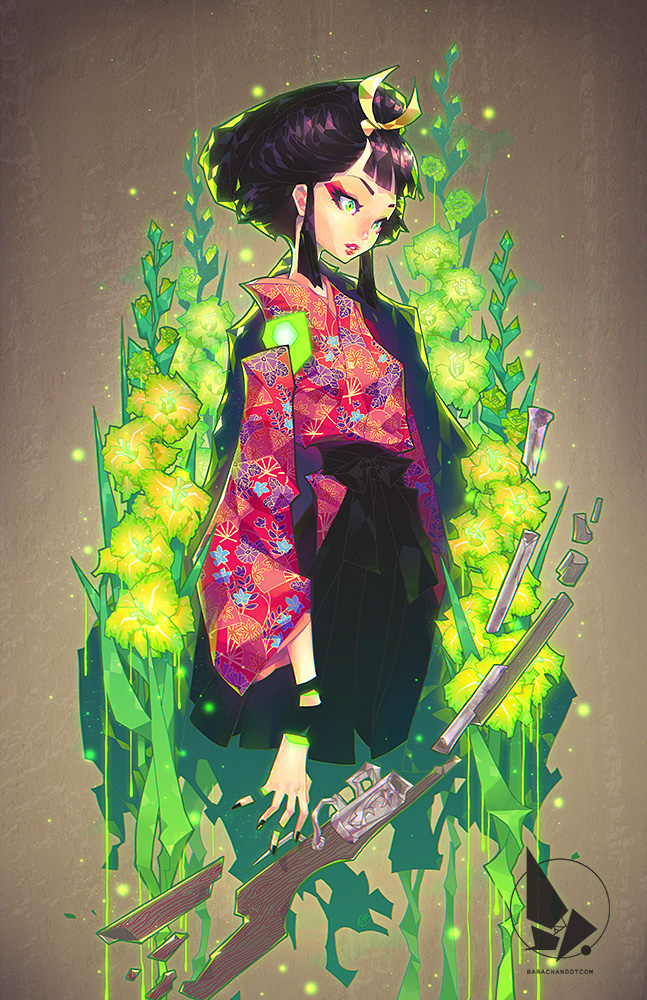 kenkyo by bara-chan
