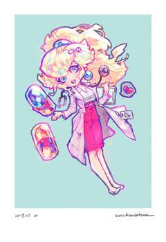 dr peach