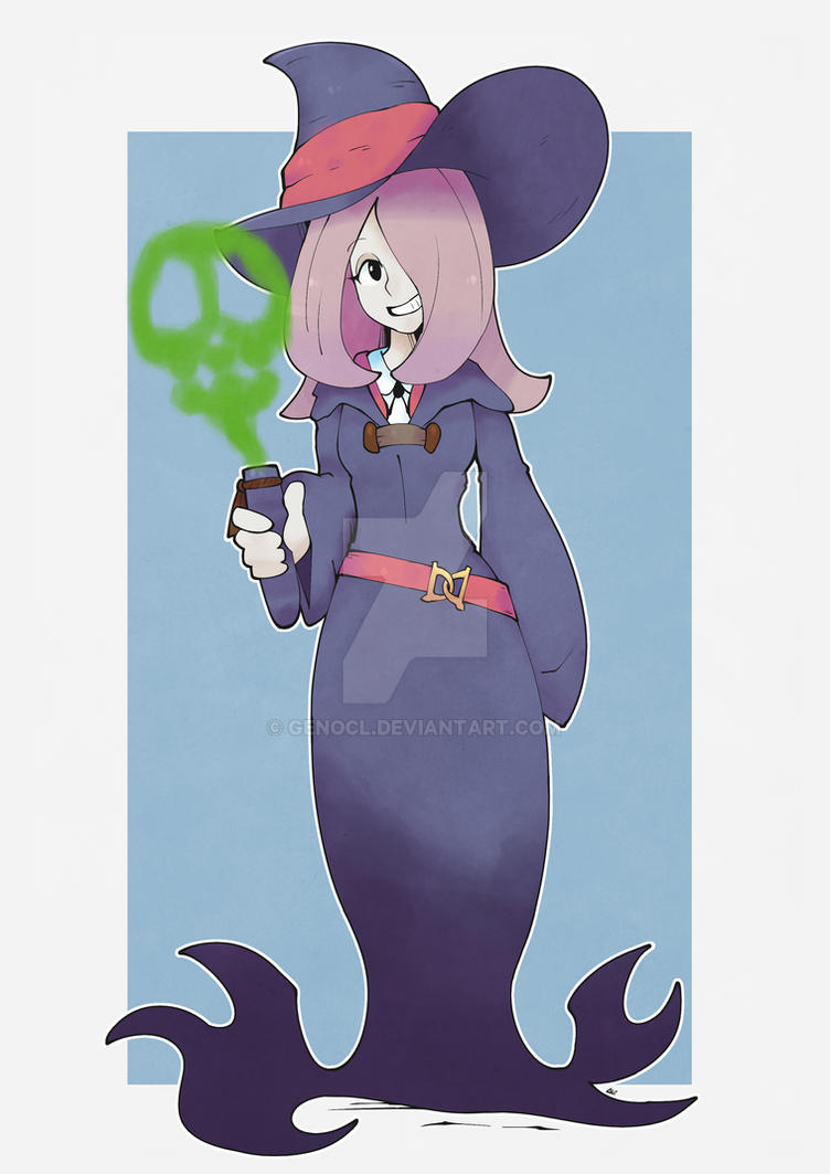 Sucy by Leongangar