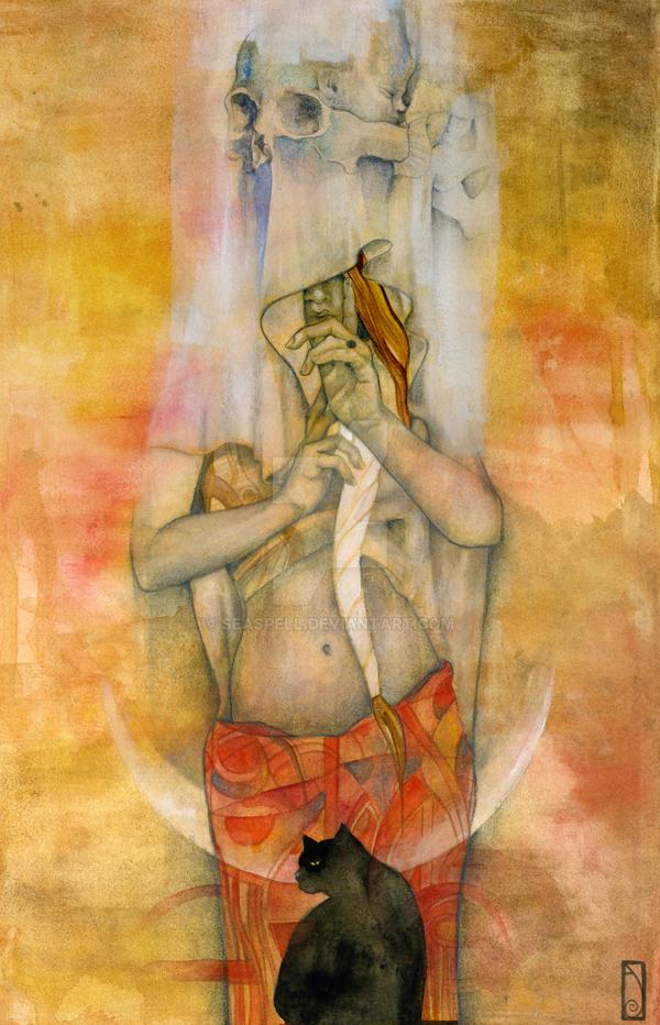The Veil by seaspell