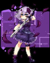 Mai by DeadmanJackalope