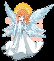 Angel by DeadmanJackalope