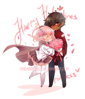 V Day Cheebs by DeadmanJackalope