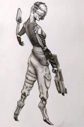 Cyborg Cop-C4