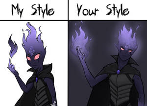 My Style Vs Your Style  Morgrim  Read Desc  By Kat