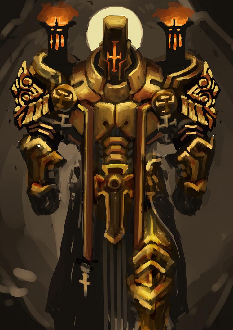 Crusader by kimplate