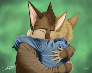 Won't Let You Go by Wolf-Trek