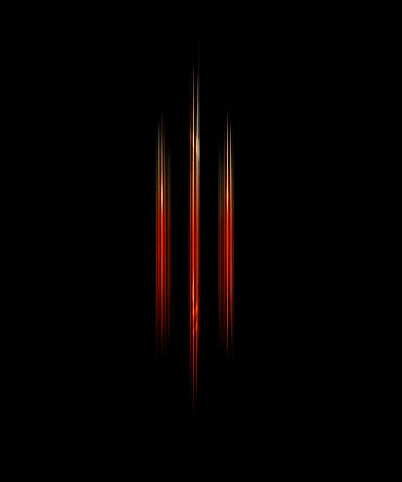 Diablo 3 logo by amat-art