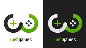 Logo agence webgames by amat-art