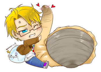APH- DNW GEODUCK by allyoucaneater