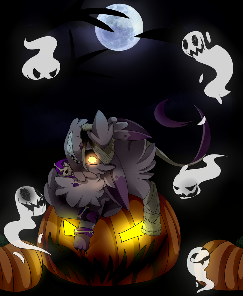 Day of the dead by NeroFlare