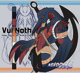 Vul'noth concept sheet