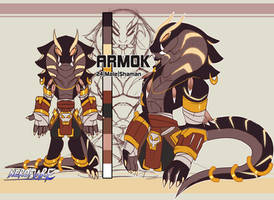 Armok Concept sheet