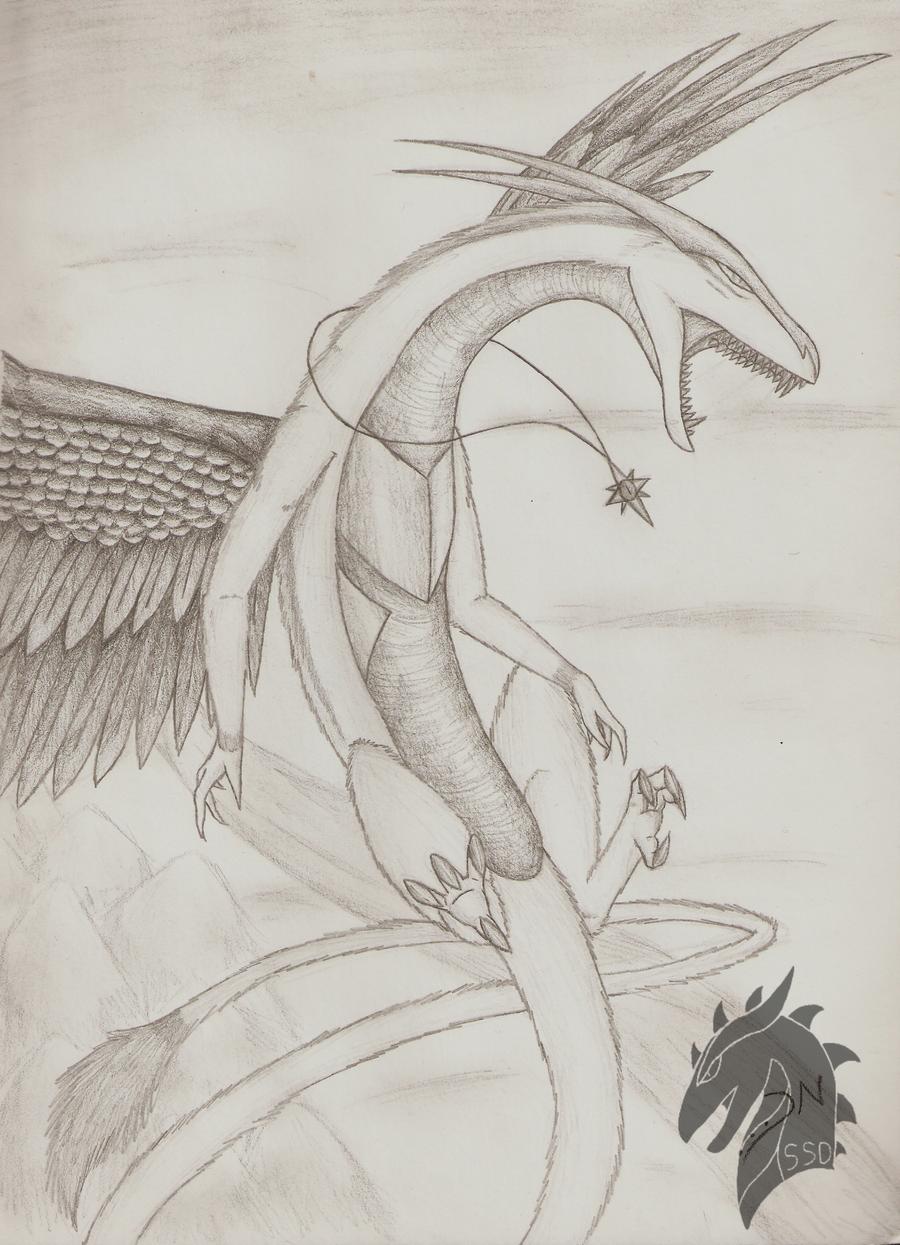 Dragon Studios ___star_sight_dragon____by_shadowstormdragon-d35vxfx