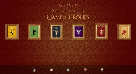 Game of thrones by asztal-blog