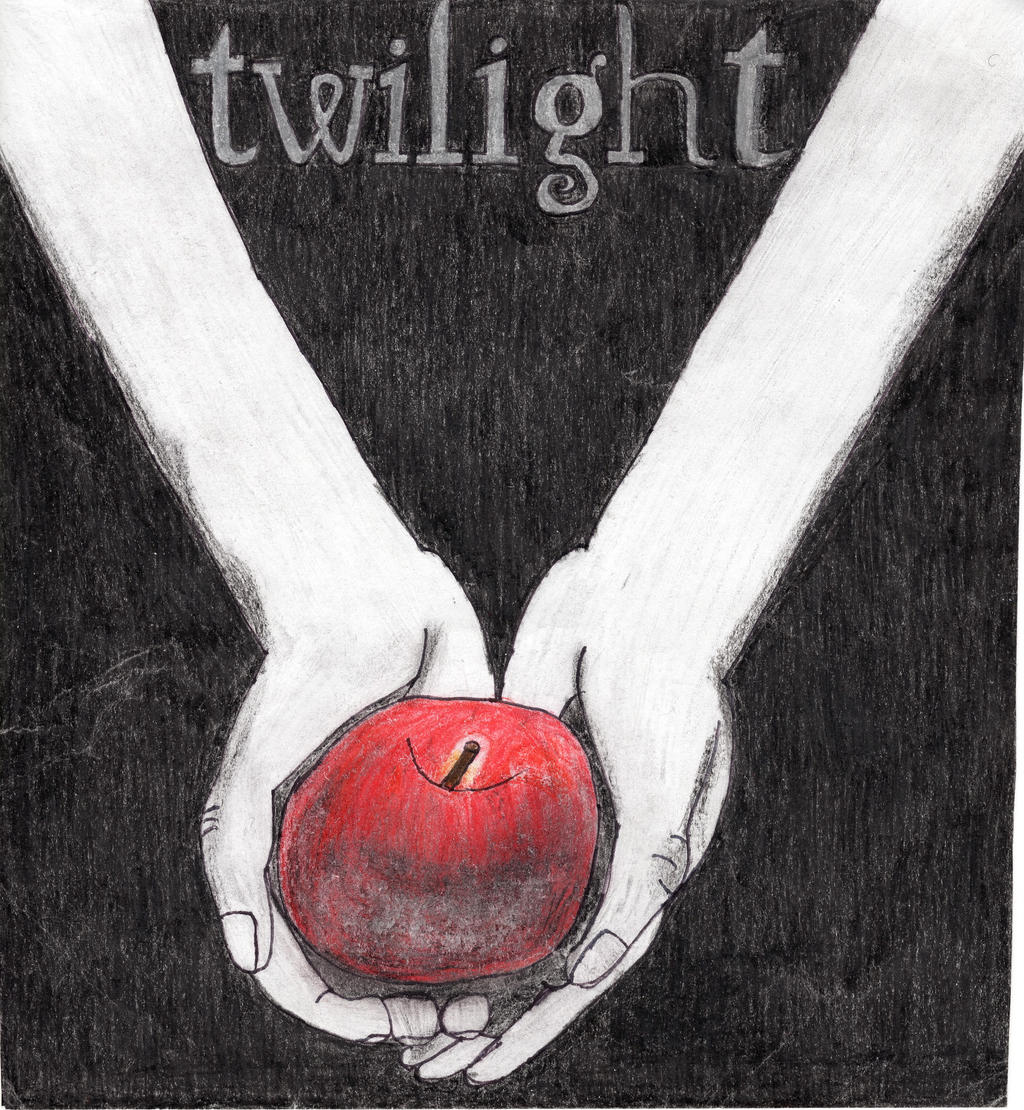 Art Book Front Cover : Twilight front cover by valkyr e cain on deviantart