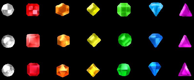 bejeweled 1 2 3 gems divider free by madamesander on deviantart