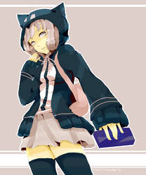 Dangan Ronpa : Minami Chiaki by ScarletOnlooker