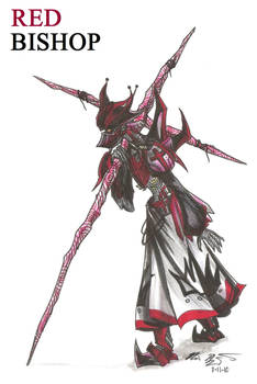 Red Soldier: Bishop