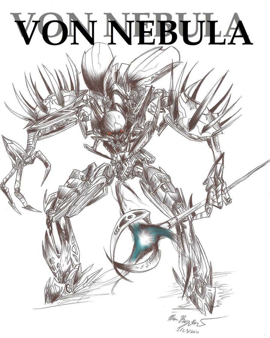 VON NEBULA the Mastermind by RyouKazehara