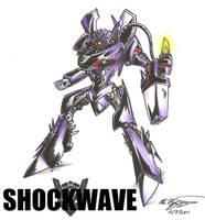 GENESECT: SHOCKWAVE by RyouKazehara