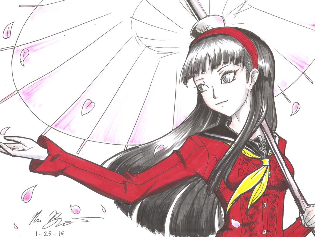 My Dear Cherry Blossoms by RyouKazehara
